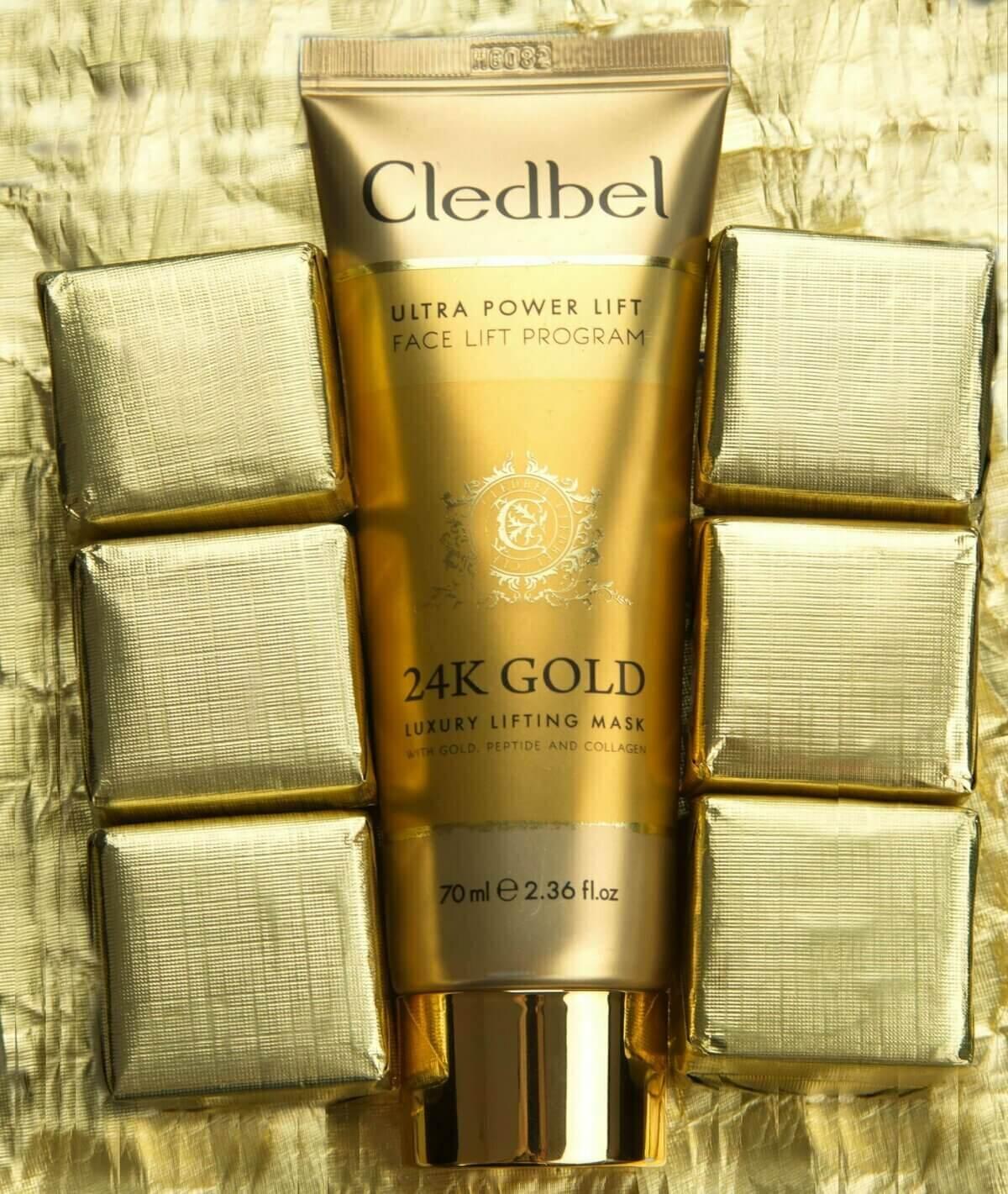 Купить Cledbel 24K Gold