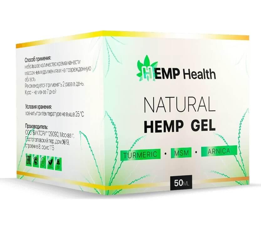 Купить Hemp Gel в Рубцовске
