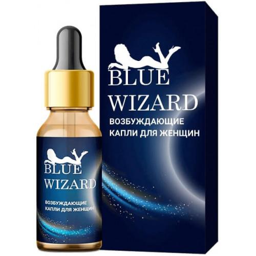Купить Blue Wizard