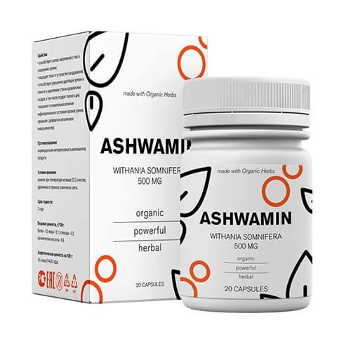 Купить Ashwamin