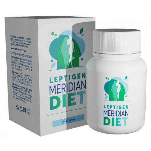 Купить Leptigen Meridian Diet